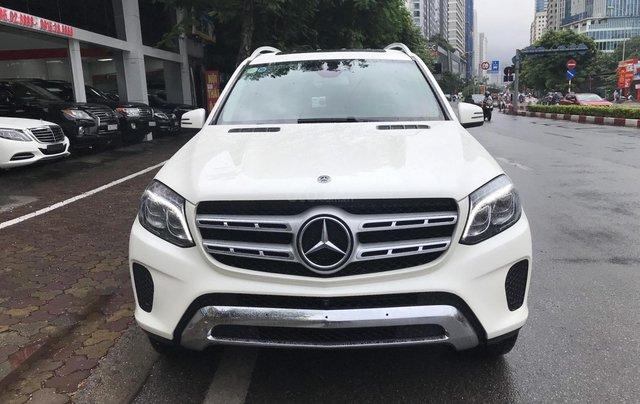 Xe Mercedes Benz GLS 400 4Matic 2018 - 3 tỷ 850 triệu0