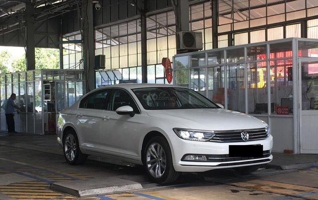 Xe lướt Volkswagen Passat Bluemotion đăng kí 07/2020 tại Khánh Hòa0