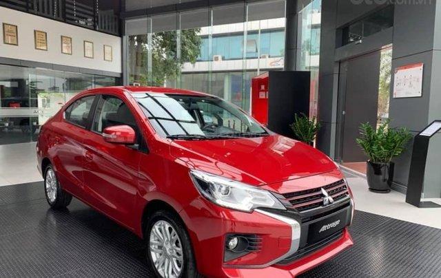 Bán xe Mitsubishi Attrage 2020, xe sẵn, giao ngay1