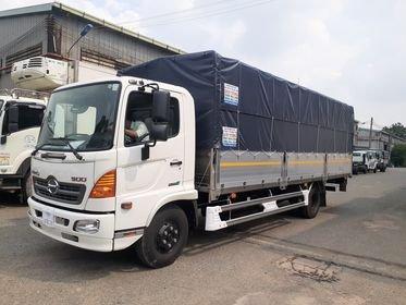 Xe Hino 6.5 tấn khuyến mãi trước bạ1