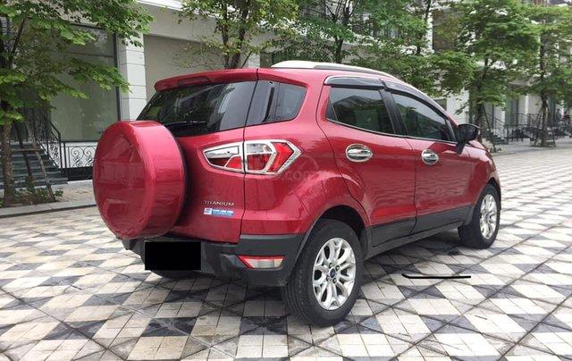 Cần bán nhanh chiếc Ford Ecosport Titanium đời 2016, giá tốt1