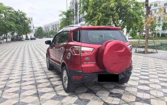 Cần bán nhanh chiếc Ford Ecosport Titanium đời 2016, giá tốt2