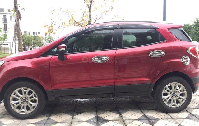 Cần bán nhanh chiếc Ford Ecosport Titanium đời 2016, giá tốt0