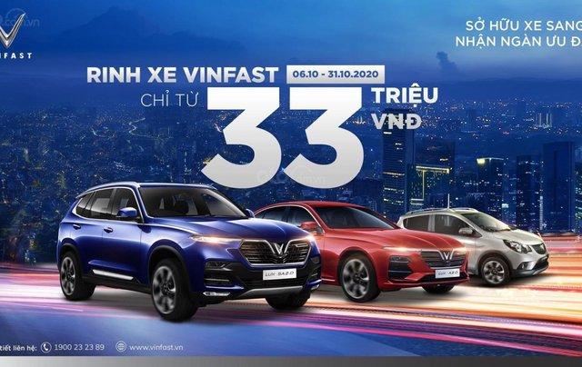 Vinfast Fadil Hưng Yên, Hà Nội, Hà Nam, Thái Bình, Hải Dương, siêu khuyến mại T11/20201