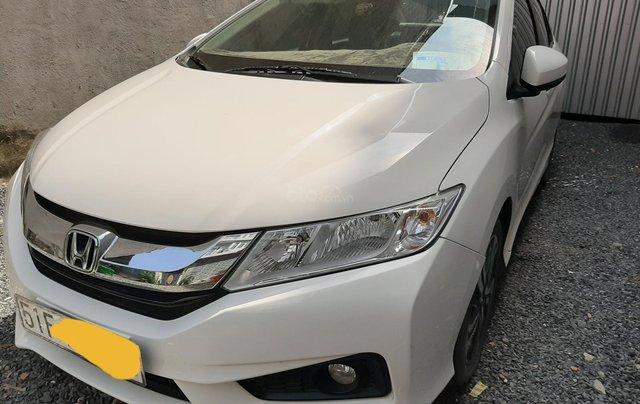 Xe Honda City 2016, số tự động, trắng, đi 22.000km1