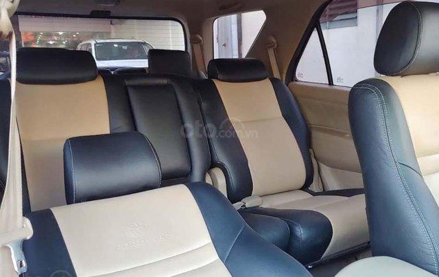 Cần bán gấp với giá ưu đãi nhất chiếc Toyota Fortuner 2.7V 4x4 AT 2009 xe chính chủ còn mới2