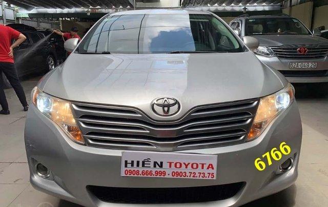 Cần bán nhanh chiếc Toyota Venza 2.7 sản xuất năm 2009, xe còn mới giá thấp0