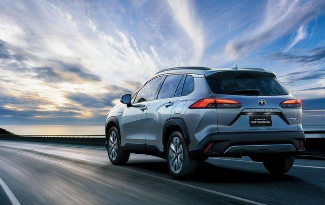 Bán xe Toyota Corolla Cross 1.8G đời 2020, giao xe nhanh1