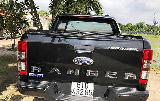 Bán Ford Ranger năm 2018, màu đen, nhập khẩu, chính chủ 3