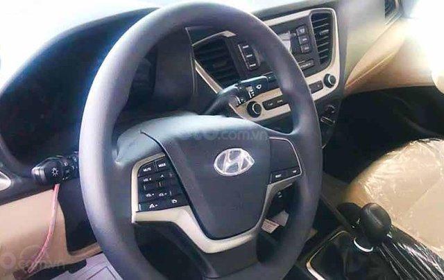 Bán xe Hyundai Accent năm sản xuất 2020, màu trắng, giá 425tr3