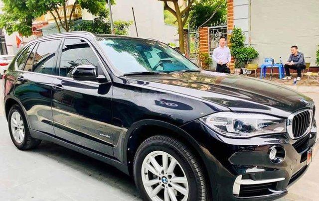 Cần bán BMW X5 sản xuất năm 2017, màu đen, xe nhập0