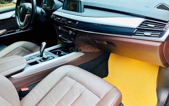 Cần bán BMW X5 sản xuất năm 2017, màu đen, xe nhập2
