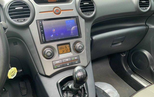 Cần bán gấp giá ưu đãi chiếc Kia Carens S MT đời 2015, xe một đời chủ9