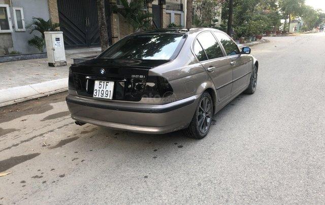 Bán BMW 325i đời 2003, màu nâu còn mới, giá tốt 210 triệu1