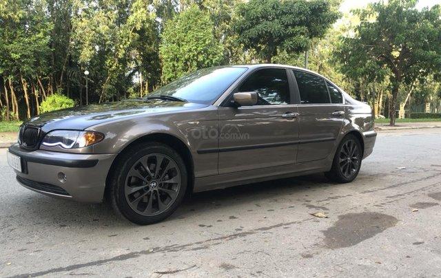 Bán BMW 325i đời 2003, màu nâu còn mới, giá tốt 210 triệu3