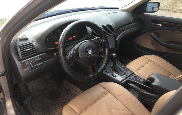 Bán BMW 325i đời 2003, màu nâu còn mới, giá tốt 210 triệu6