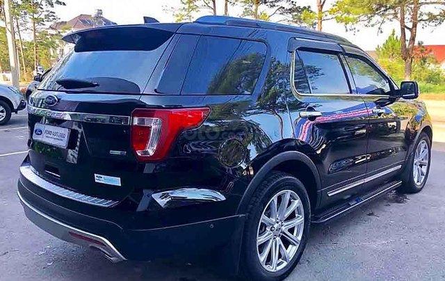 Bán Ford Explorer sản xuất 2017, màu đen, nhập khẩu  1