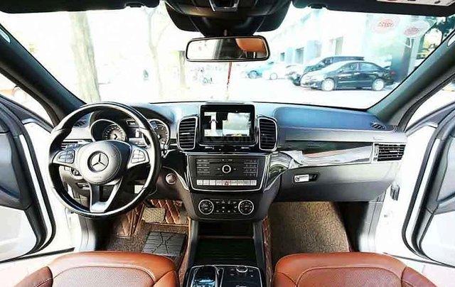Bán Mercedes GLS500 sản xuất 2017, màu trắng, nhập khẩu1