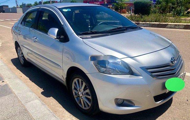 Bán Toyota Vios đời 2012, màu bạc số sàn, giá chỉ 305 triệu0