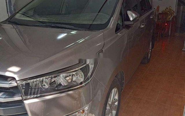 Bán Toyota Innova 2017, nhập khẩu chính hãng5