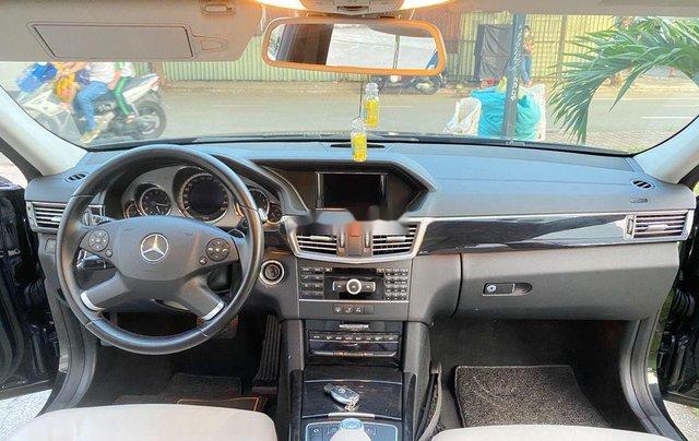 Cần bán xe Mercedes E250 sản xuất 2012, màu đen, giá chỉ 699 triệu10