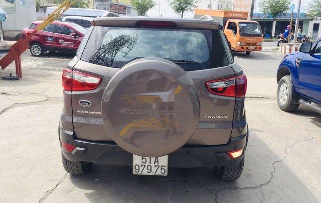 Chính chủ bán lại xe Ford EcoSport sản xuất 2014, màu xám4
