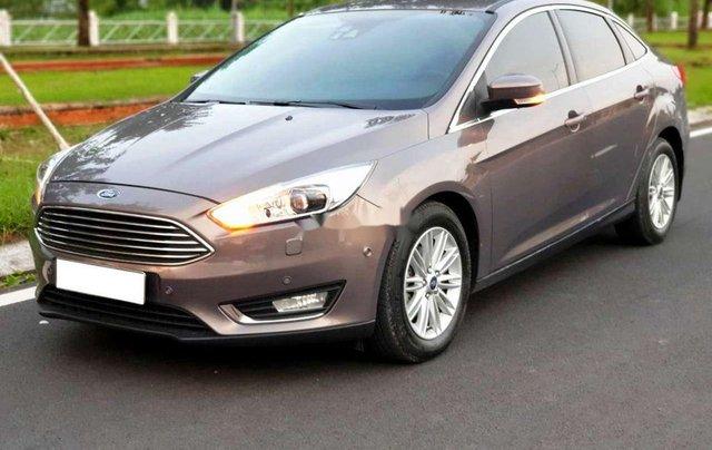 Cần bán gấp Ford Focus đời 2018, màu nâu, giá chỉ 665 triệu2