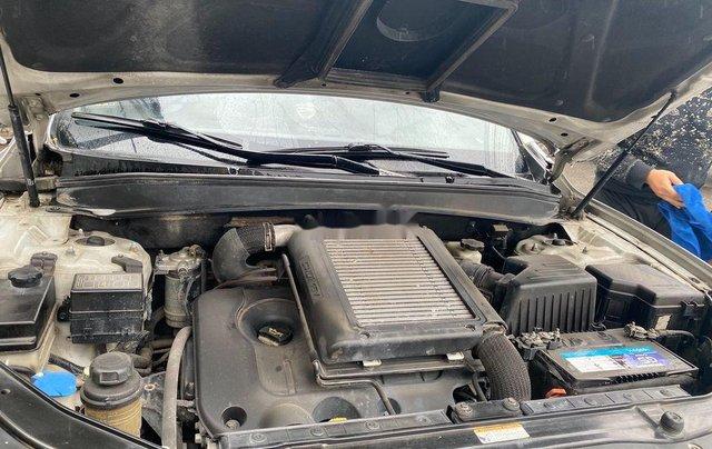 Bán Hyundai Santa Fe sản xuất năm 2007, màu bạc, xe nhập số tự động5