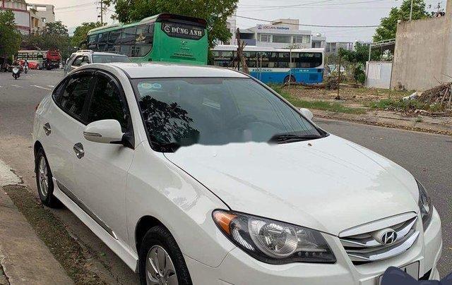 Bán Hyundai Avante năm 2016, màu trắng số sàn, 339tr1