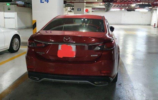Bán Mazda 6 sản xuất 2017, màu đỏ, nhập khẩu nguyên chiếc 2