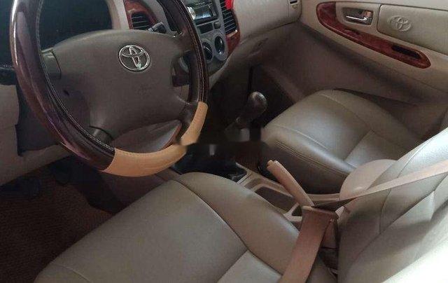 Cần bán lại xe Toyota Innova đời 2007, màu bạc, giá chỉ 315 triệu6