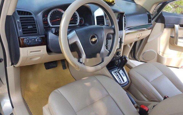 Bán Chevrolet Captiva sản xuất năm 2010, màu vàng số tự động 6