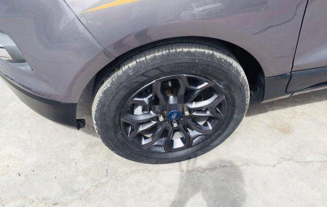 Chính chủ bán lại xe Ford EcoSport sản xuất 2014, màu xám8