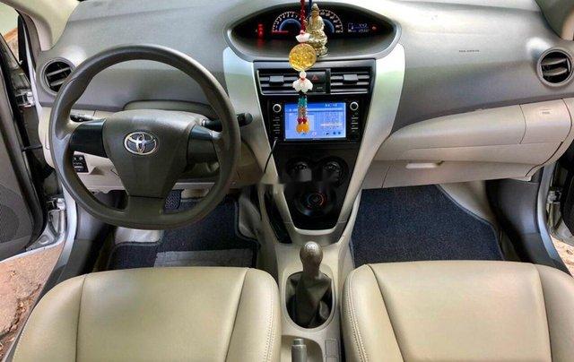 Bán Toyota Vios đời 2012, màu bạc số sàn, giá chỉ 305 triệu4