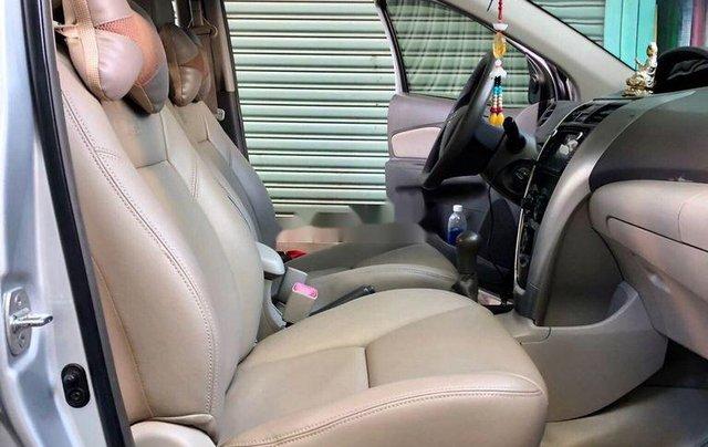 Bán Toyota Vios đời 2012, màu bạc số sàn, giá chỉ 305 triệu11