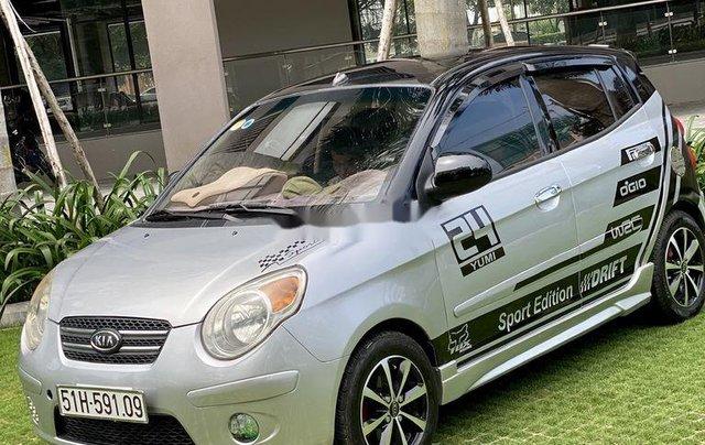 Bán Kia Morning 2011, màu bạc, xe nhập chính chủ, giá chỉ 158 triệu0