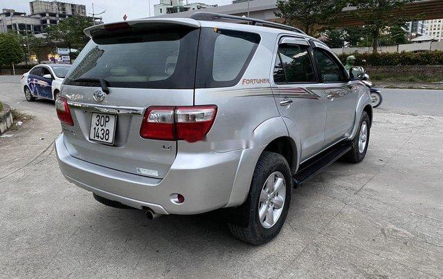 Cần bán xe Toyota Fortuner 2009, màu bạc3