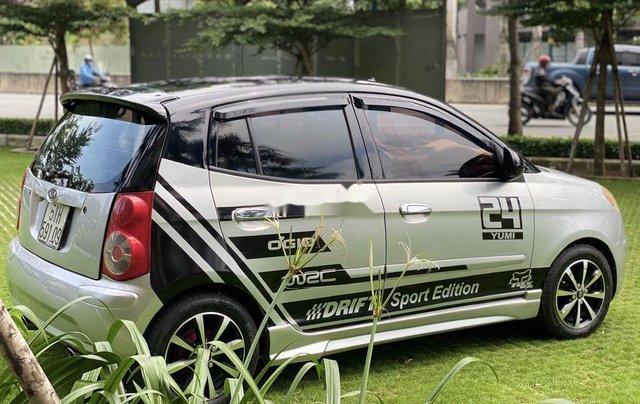 Bán Kia Morning 2011, màu bạc, xe nhập chính chủ, giá chỉ 158 triệu4