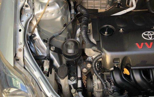 Bán Toyota Vios đời 2012, màu bạc số sàn, giá chỉ 305 triệu9