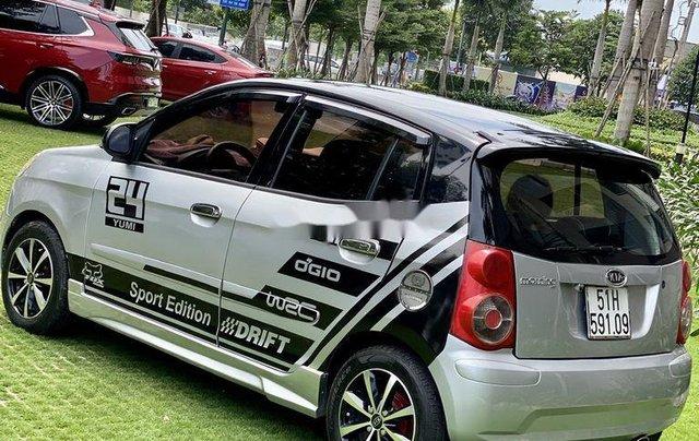 Bán Kia Morning 2011, màu bạc, xe nhập chính chủ, giá chỉ 158 triệu3