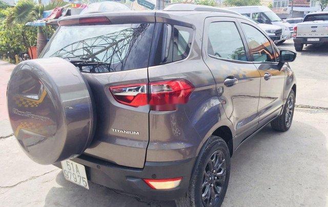 Chính chủ bán lại xe Ford EcoSport sản xuất 2014, màu xám5