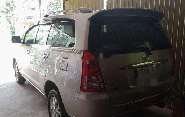 Cần bán lại xe Toyota Innova đời 2007, màu bạc, giá chỉ 315 triệu1
