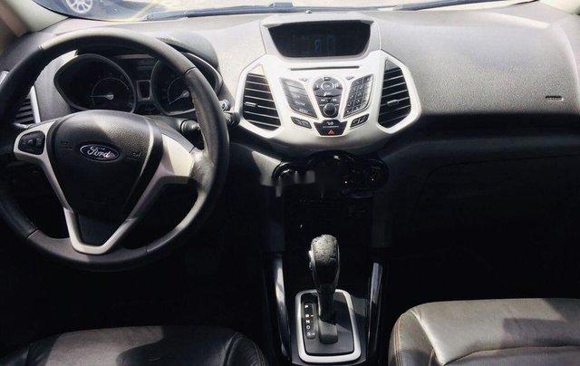 Chính chủ bán lại xe Ford EcoSport sản xuất 2014, màu xám6