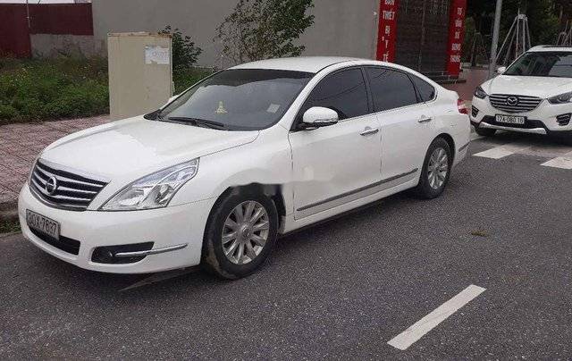 Cần bán Nissan Teana năm sản xuất 2010, nhập khẩu còn mới, 455tr0