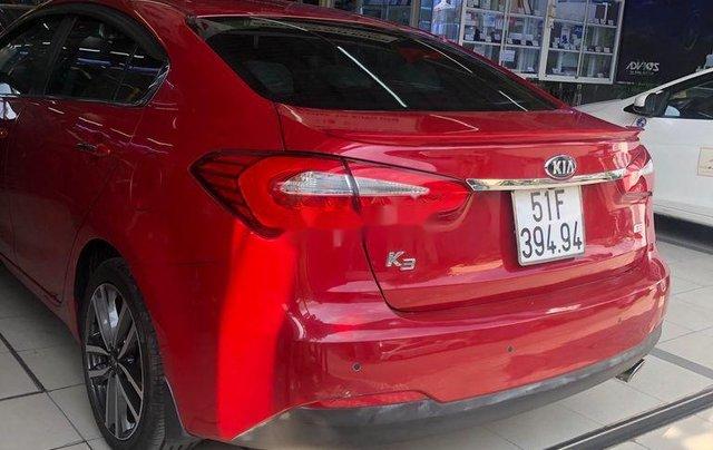 Bán xe Kia K3 năm sản xuất 2016, màu đỏ1