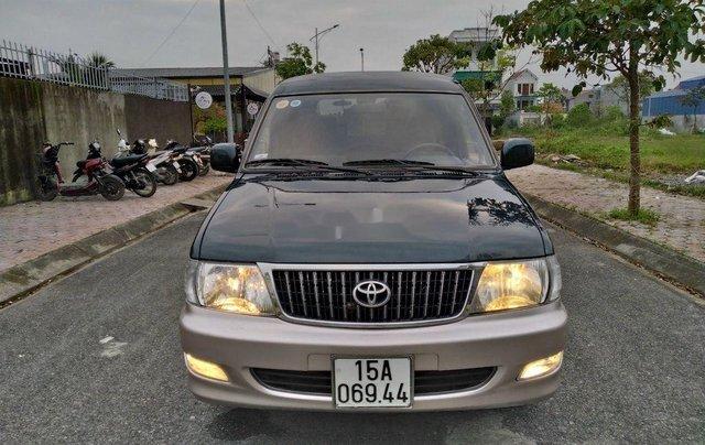 Bán xe Toyota Zace 2003, bản đủ GL0