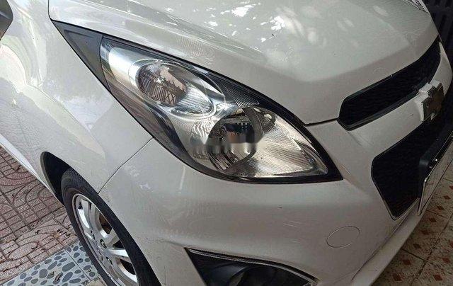 Bán Chevrolet Spark đời 2016, màu trắng1