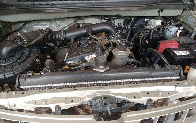 Cần bán lại xe Toyota Innova đời 2007, màu bạc, giá chỉ 315 triệu10