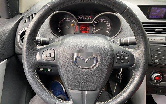 Chính chủ bán Mazda BT 50 năm sản xuất 2015, màu vàng, xe nhập5