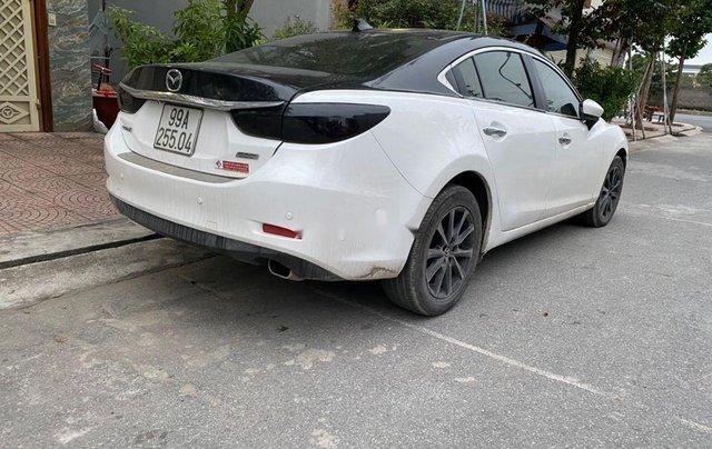 Bán Mazda 6 năm sản xuất 2016, màu trắng1